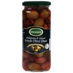 Delmaine Kalamata & Green Greek Olive Duet 470g