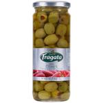 Fragata Pepper Stuffed Olives 450g