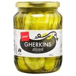 Pams Sliced Pickled Gherkins 670g