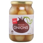 Pams Pickled Onions 520g