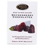 Supremely Gourmet Boysenberry Chocolates 100g