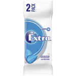 Wrigley's Extra Peppermint Sugarfree Gum 2pk