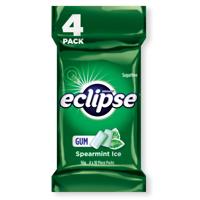 Wrigley's Eclipse Ice Spearmint Sugarfree Gum 4pk