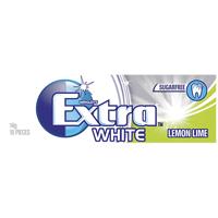 Wrigley's Professional White Lemon Lime Sugarfree Gum 14g