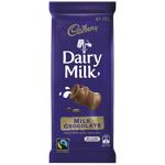 Cadbury Dairy Milk Chocolate Block 180g