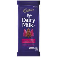 Cadbury Dairy Milk Black Forest Chocolate Block 180g