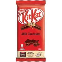 Nestle Kit Kat Family Break Milk Chocolate Block 170g