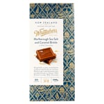 Whittakers Artisan Collection Chocolate Block Marlborough Sea Salt 100g