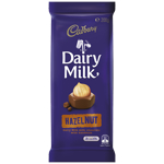 Cadbury Dairy Milk Hazelnu 180g