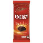 Cadbury Energy Chocolate Block 180g