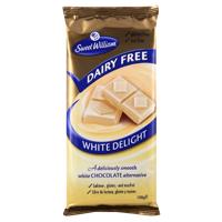 Sweet William Dairy Free White Delight 100g