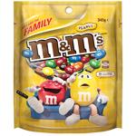M&M's Peanut Jumbo Bag 345g