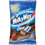 Milky Way Chocolate Bar Fun Size 216g
