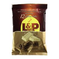 Whittaker's Mini Slab L&P Chocolate 12pk