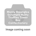 Monty Bojangles Scrumple Nutty Truffles Tower Box Confectionery 200g