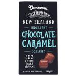 Donovans Indulgent Dark Chocolate Caramel Squares 180g