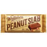 Whittakers Peanut Slab Milk 50g