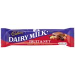 Cadbury Dairy Milk Fruiit & Nut  50g
