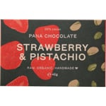 Pana Chocolate Strawberry & Pistachio 45g