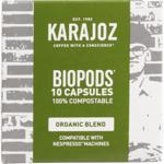 Karajoz Coffee Company Bipods Organic Blend Capsules 10ea