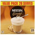 Nescafe Caramel Latte Sachets 442g
