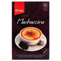 Greggs Cafe Gold Mochaccino Sachets 10pk
