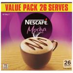 Nescafe Mocha Sachets 26pk