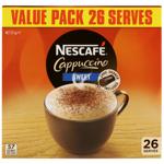 Nescafe Sweet Cappuccino Sachets 26pk