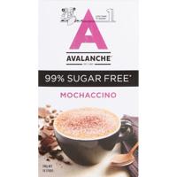 Avalanche Mochaccino 99% Sugar Free Coffee Sticks 10pk