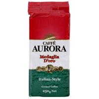 Aurora Plunger Grind Italian Style 250g