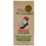 Karajoz Fair Trade Organic Whole Beans 200g