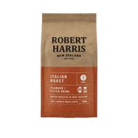Robert Harris Italian Roast Plunger Filter Grind 100% Arabica Fresh Coffee 200g