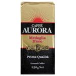 Aurora Medaglia D'Oro Prima Qualita Ground Coffee 250g