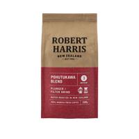 Robert Harris Pohutakawa Blend Plunger Filter Grind 100% Arabica Fresh Coffee 200g