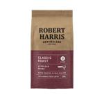 Robert Harris Classic Roast Espresso Grind 100% Fresh Arabica Coffee 200g