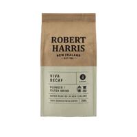 Robert Harris Viva Decaf Plunger Filter Grind 100% Arabica Fresh Coffee 200g