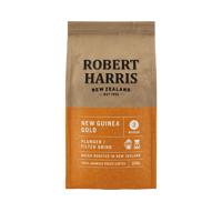 Robert Harris New Guinea Gold Plunger Filter Grind 100% Arabica Fresh Coffee 200g