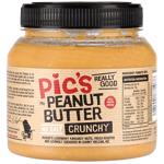 Pic's Really Good No Salt Crunchy Peanut Butter 1kg