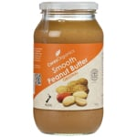 Ceres Organics Smooth Peanut Butter 700g