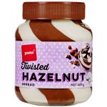Pams Spread Hazlenut Twist 400g