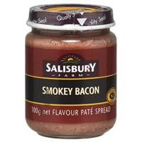 Salisbury Smokey Bacon Flavoured Spread 100g
