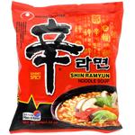 Nong Shim Shin Ramyum Noodle Soup 120g
