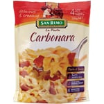 San Remo Pasta & Sauce La Pasta Carbonara 120g