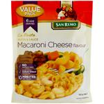 San Remo Pasta & Sauce La Pasta Macaroni Cheese Value Pack 160g