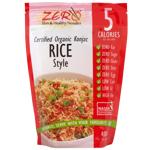Zero Konjac Rice 400g