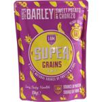 I Am Super Grains Super Barley Sweet Potato & Chorizo Ready Meal 250g