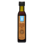 Chantal Organics Organic Toasted Sesame Oil 250ml