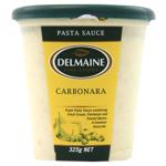 Delmaine Cabonara Pasta Sauce 325g