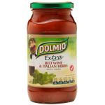 Dolmio Extra Red Wine & Italian Herbs Pasta Sauce 500g