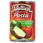 Wattie's Traditional Pasta Sauce Garden Vege 420g